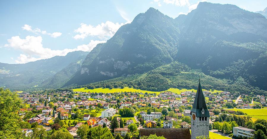 A beautiful European destination, Liechtenstein is popular with many travelers.