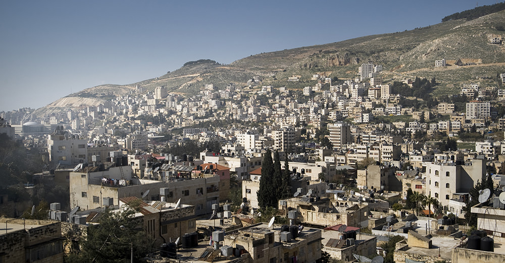 As a disputed region, Palestine can be hard to visit.