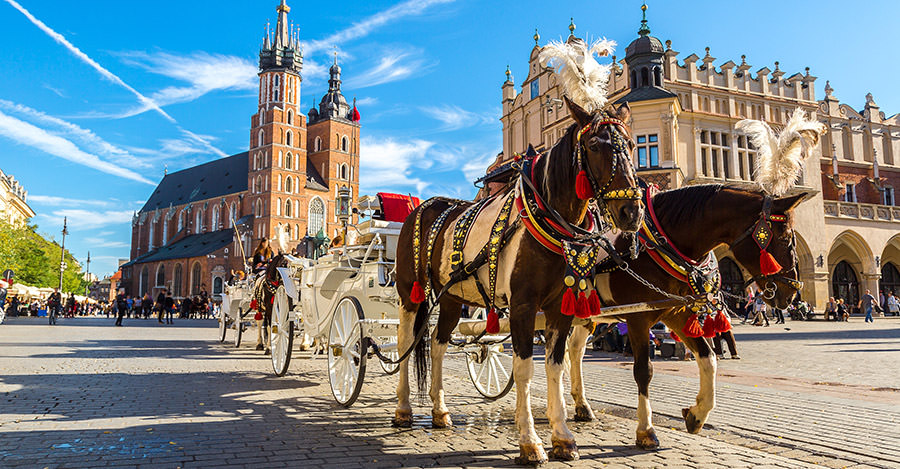 Travel safely to Poland with Passport Health's travel vaccinations and advice.