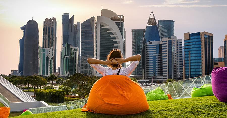 Qatar travel destination advice.