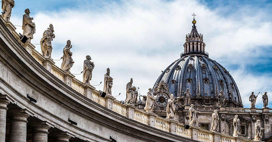 Travel safely to the Vatican with Passport Health's travel vaccinations and advice.