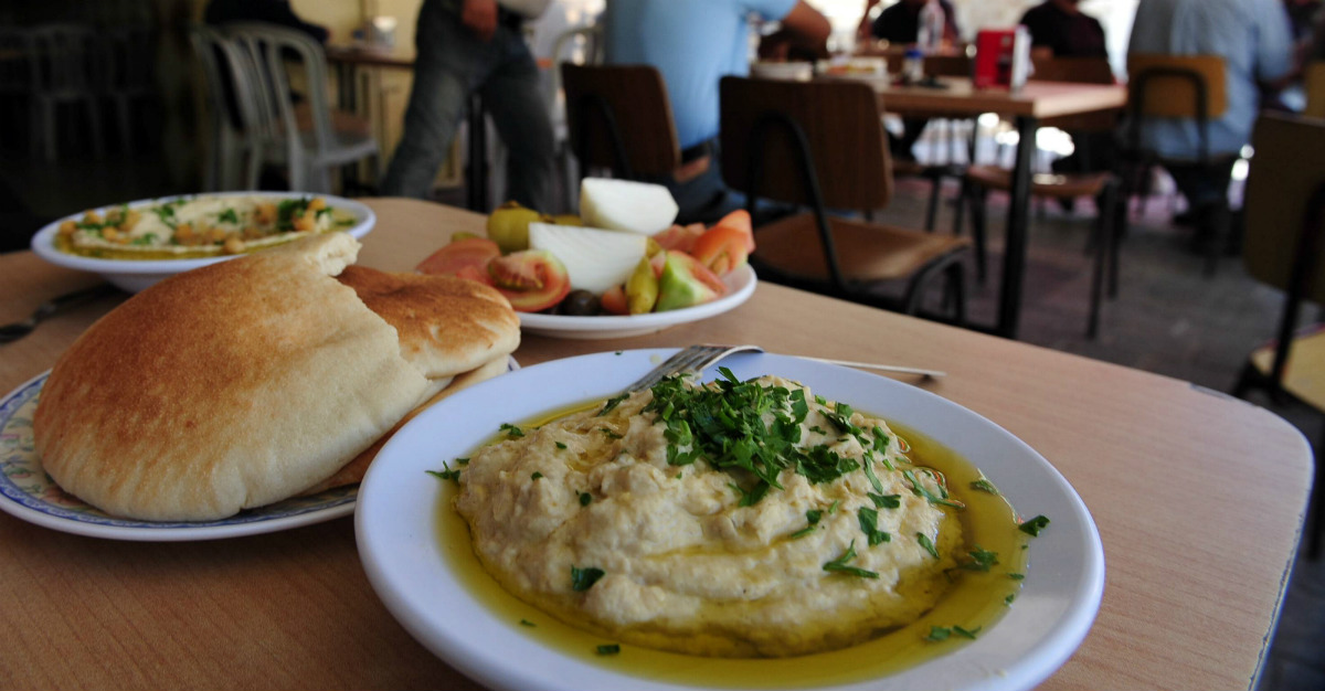 Dishes like baba ghanoush, falafel and dolma are at their best in the Middle East.