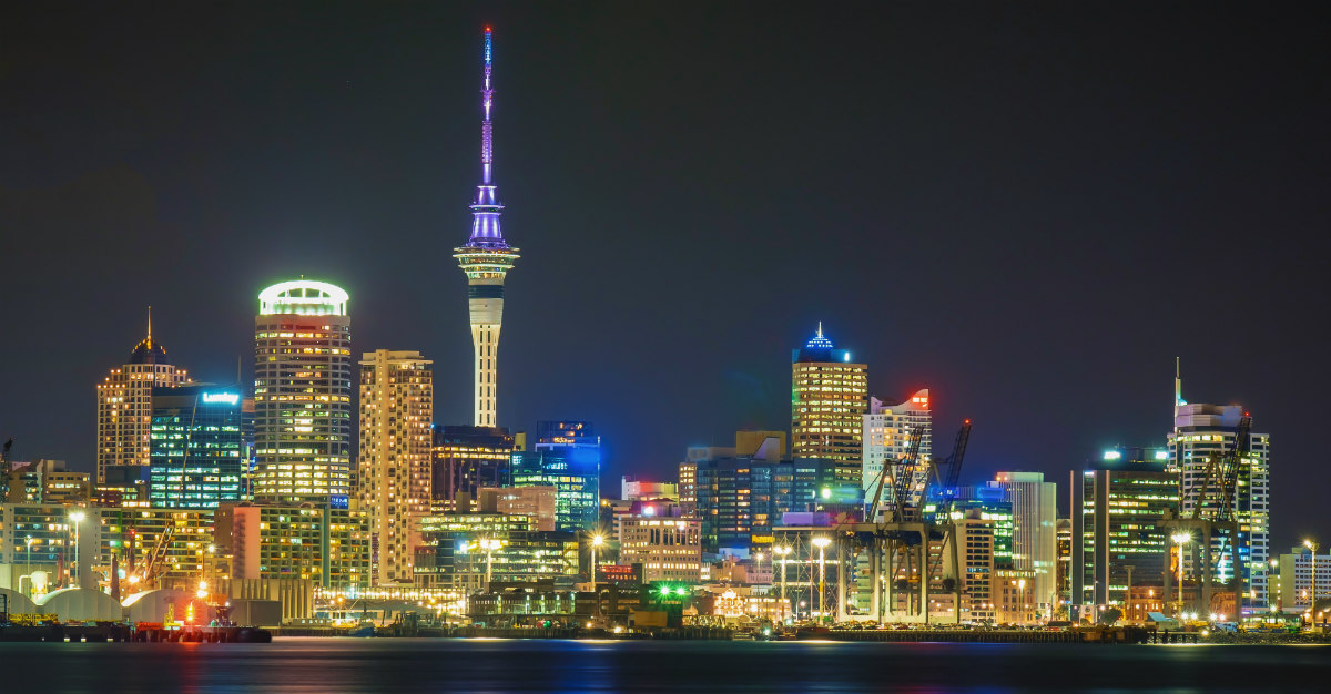 New Zealand is made of islands, but Auckland is still home to the country's culture.