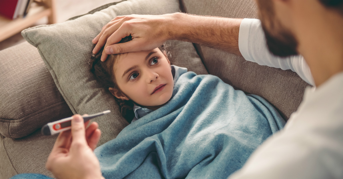 With similar symptoms, it can be a nightmare to tell if you have the flu or a sinus infection.