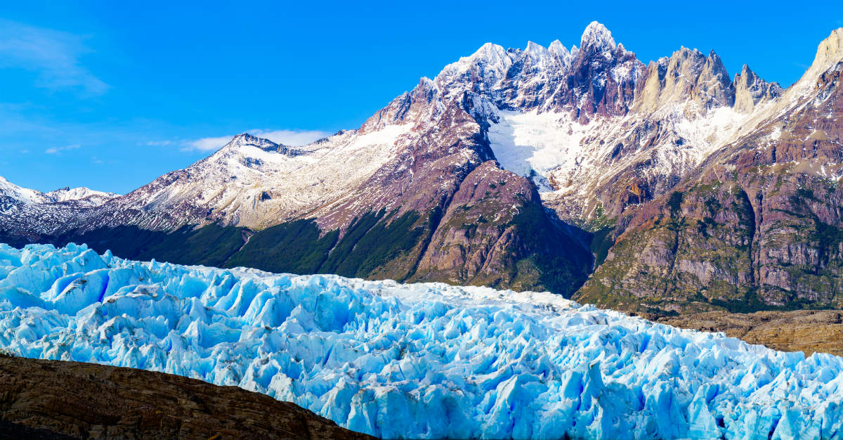 Chile is home to many beaches, but could earn more attention for its stunning mountains.
