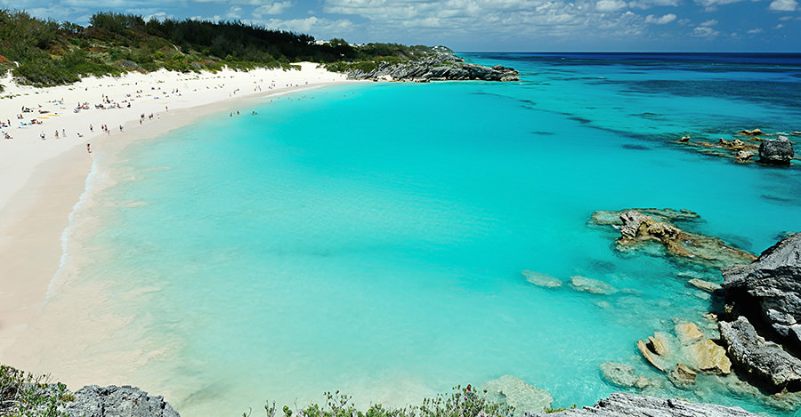 Bermuda's beaches and resorts are a fantastic reason to visit the country. Make sure you receive travel vaccines before your trip.