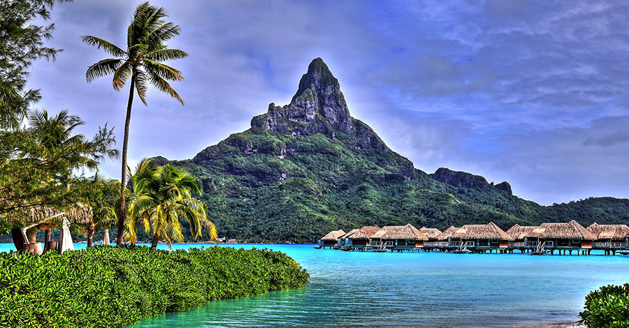 Bora Bora is a great place to visit. Travel safely with Passport Health's vaccinations and advice.