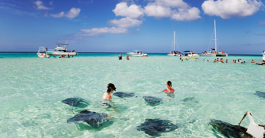 The Cayman Islands' beaches and people are just one great reason to visit the country.