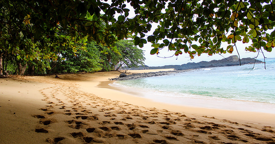 A small set of islands, Sao Tome offers a wide variety of activities.
