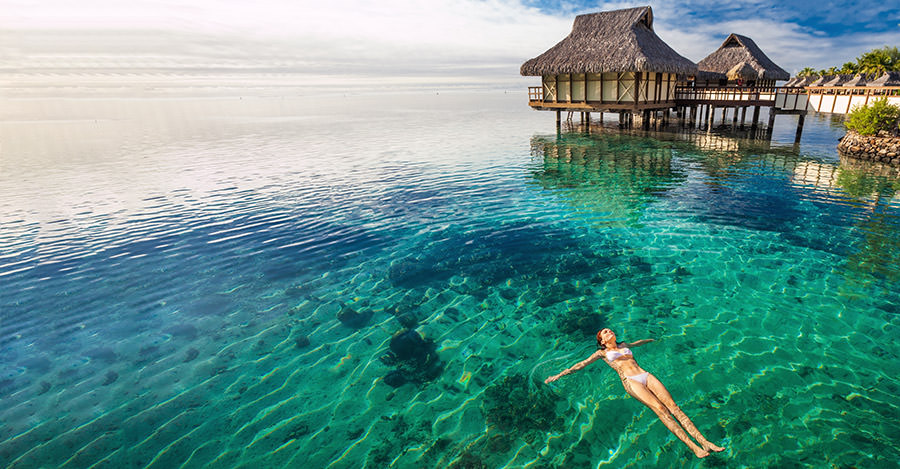 Tahiti's beaches and picturesque views are amazing. Prepare yourself at your local Passport Health.