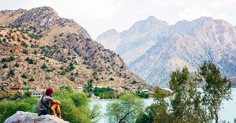 Tajikistan's history and culture make it a must visit destination.