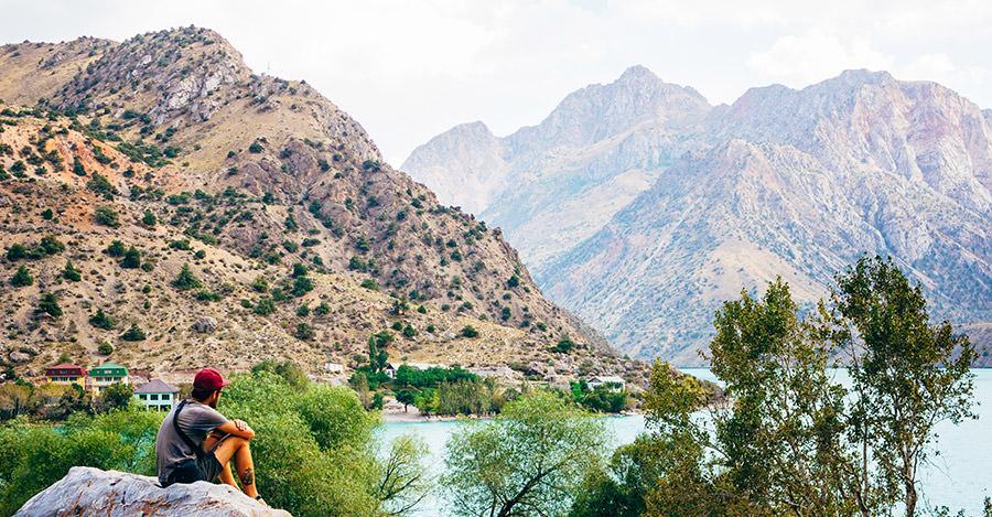 Tajikistan's history and culture make it a must visit destination.