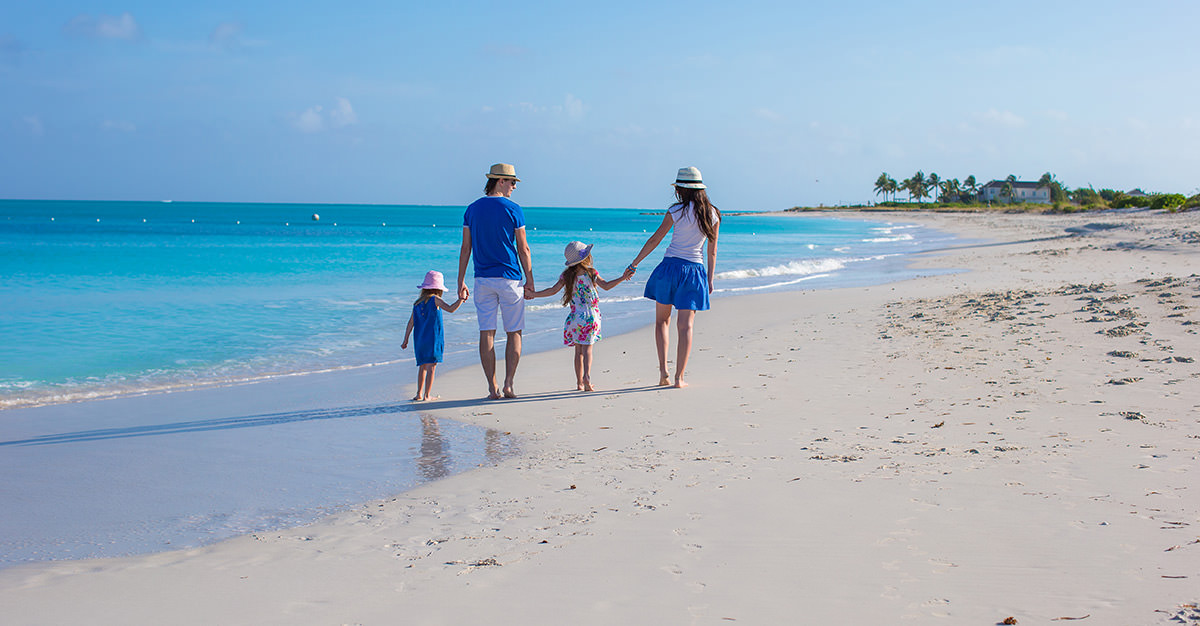 Turks and Caicos' amazing beaches and fantastic people are just two reasons to visit.