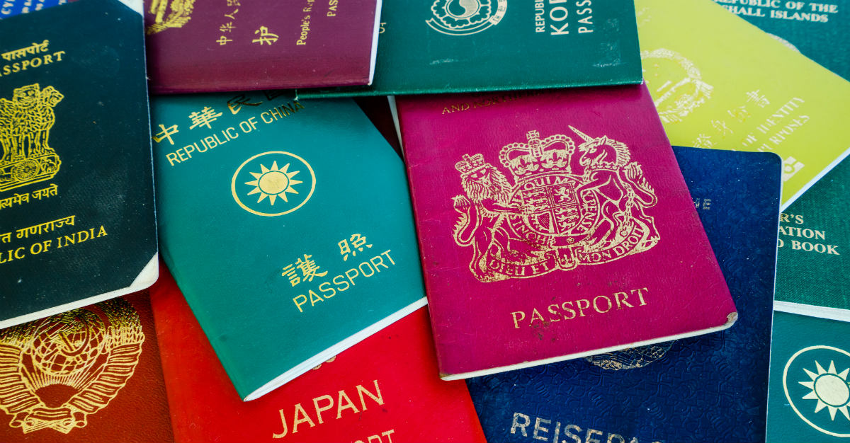 Many European countries offer the world's most useful passports.