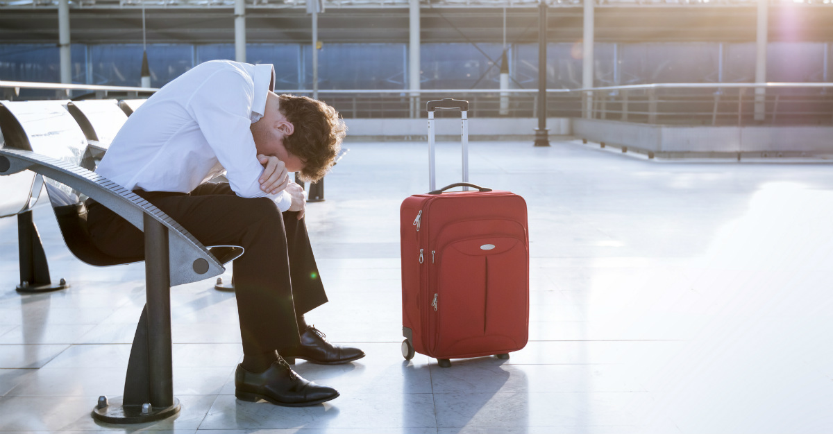 Nobody wants to plan for the flu while traveling, but these tips can help if it happens.