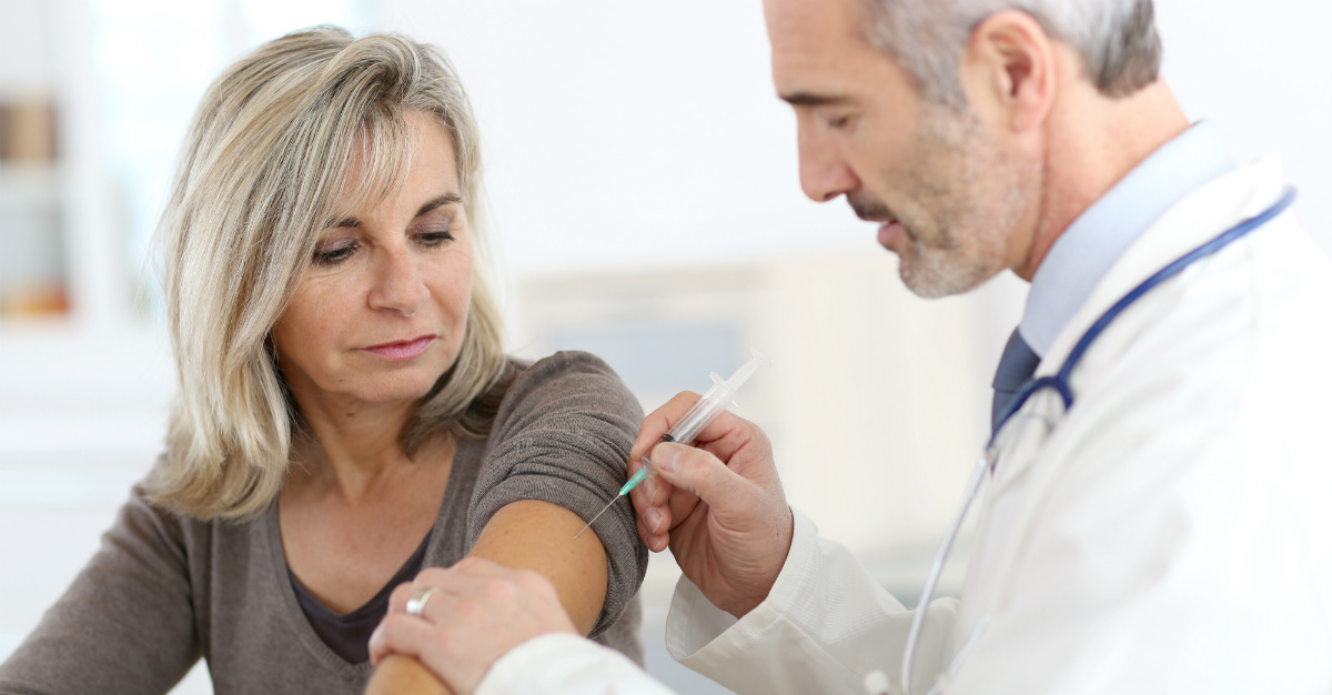 The new shingles vaccine may prove as a breakthrough for the virus.