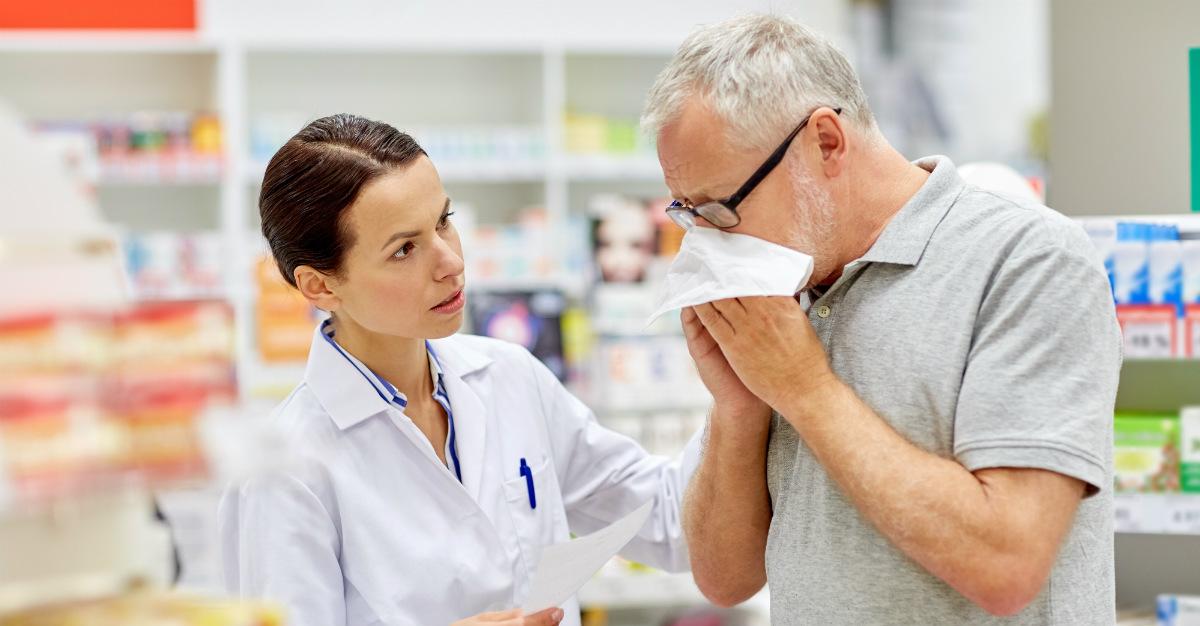 The mutated H3N2 flu strain is creating a strong flu season.