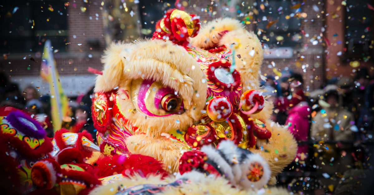Celebrated around the world, China has the most lavish parties for the Lunar New Year.
