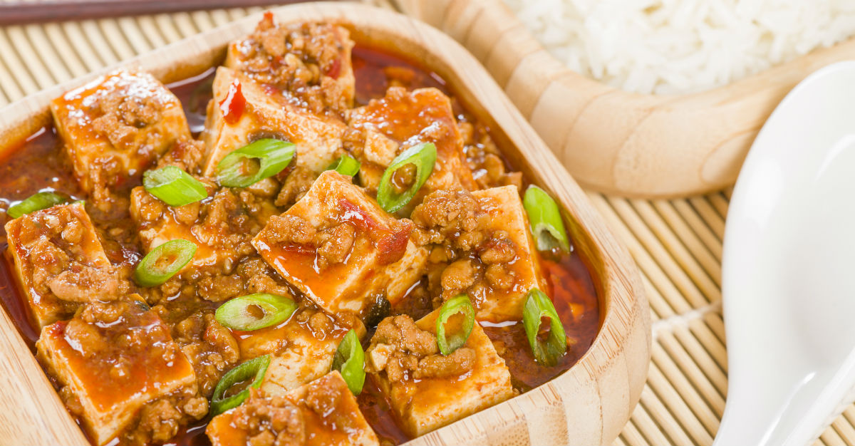 Even those who don't like tofu are fans of Mapo Doufu.