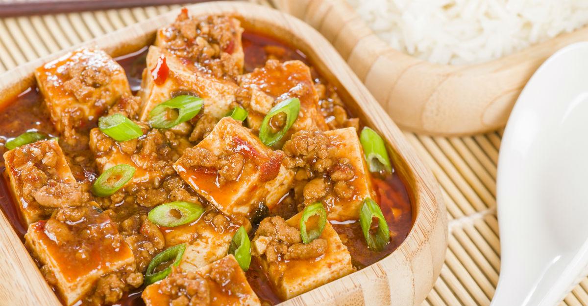 Even those who don't like tofu are fans of Mapo Doufu.
