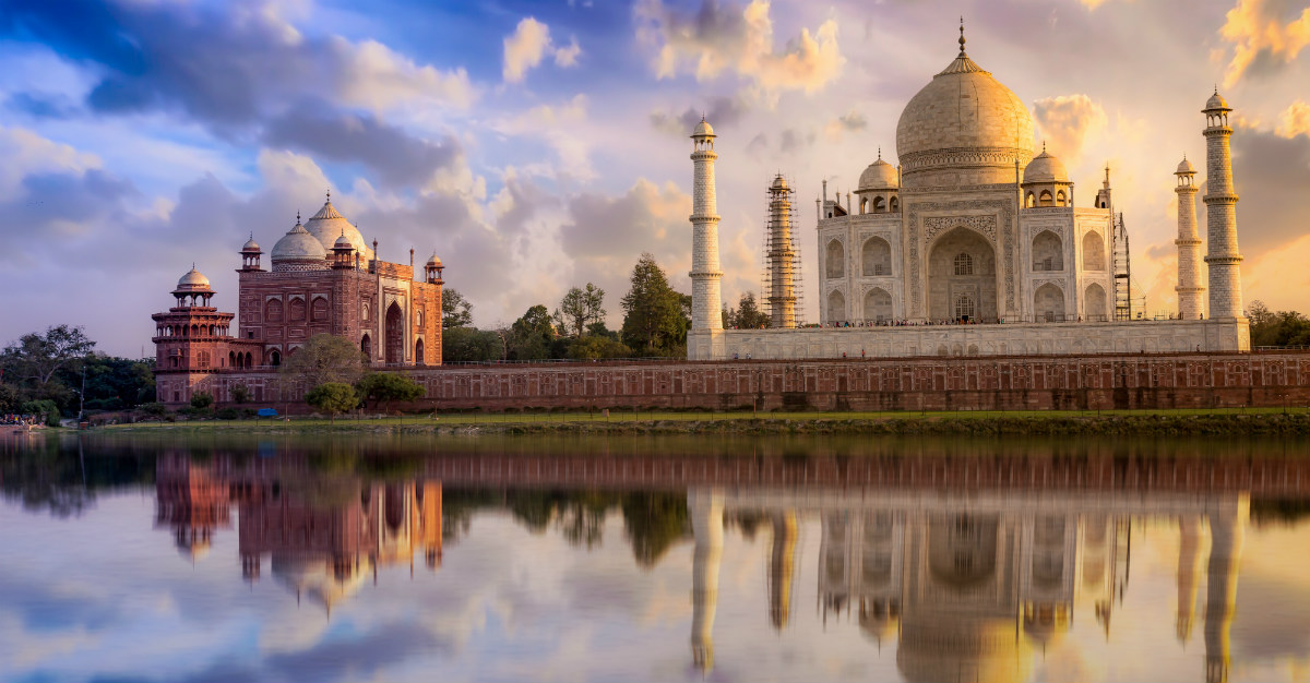 Unless previously commissioned, you can get in trouble for photos at the Taj Mahal.