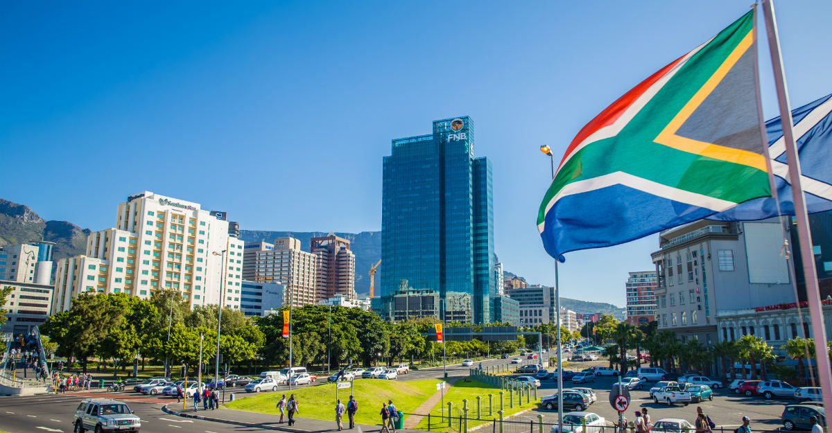 Within months, Cape Town could run out of all useable water.