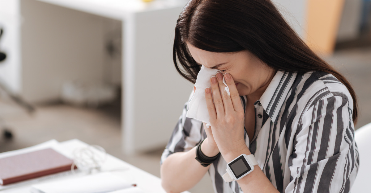 Flu season doesn't have to mean your whole office gets sick.