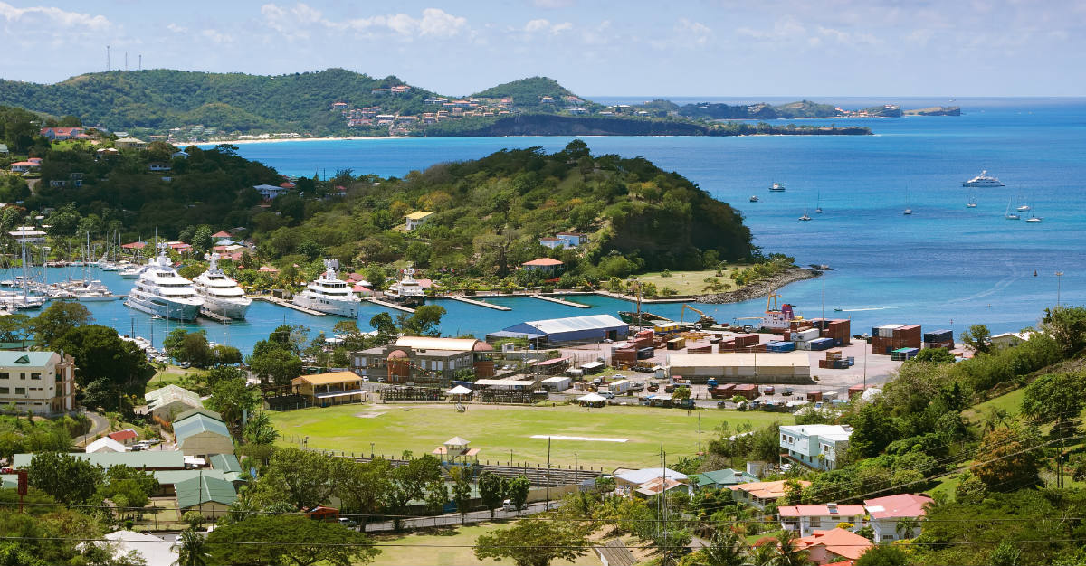 Grenada may be small but there's still plenty to explore.