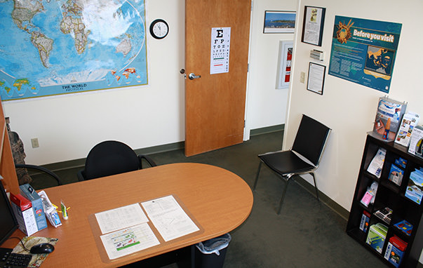 Passport Health's Colorado Springs clinic offers a variety of physical exam solutions.