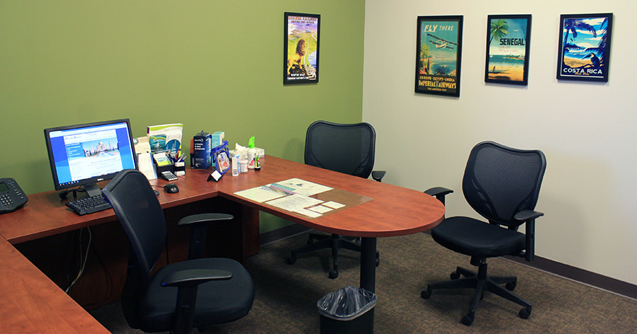 Passport Health's Denver - LoDo travel clinic provides premiere travel medicine services to all types of travelers.