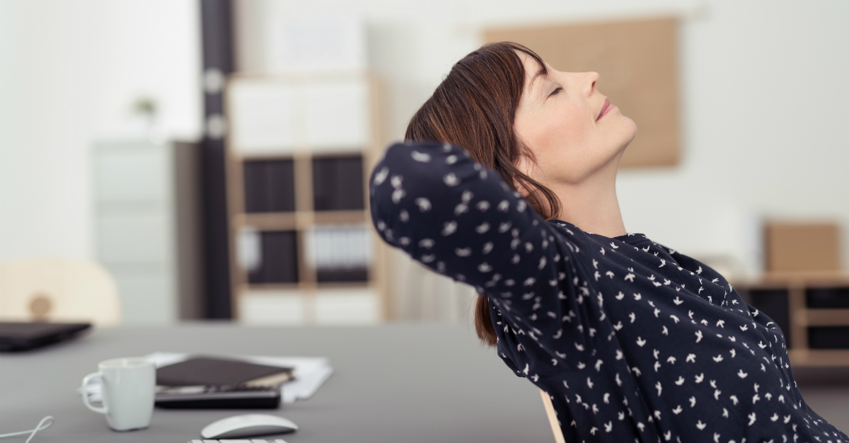 Meditation at work can increase productivity and you don't even need to stop moving.