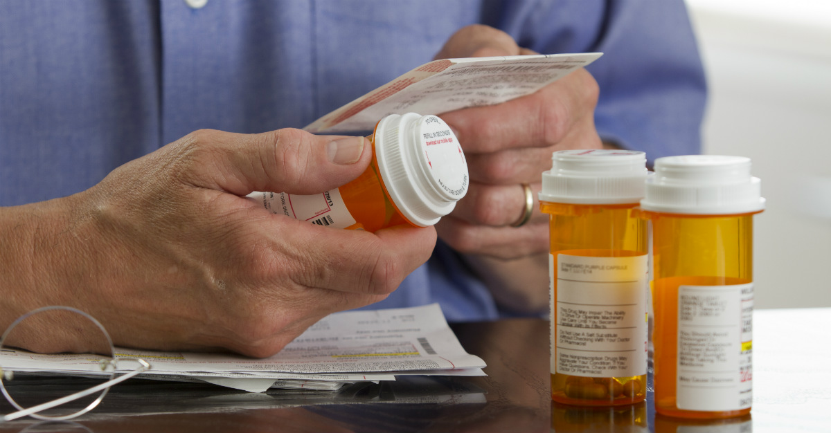 You don't have to leave that medicine home when traveling abroad.