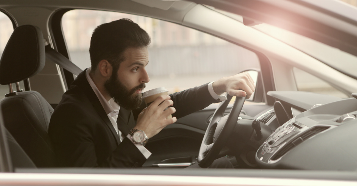 That daily work commute can harm both your physical and mental health.
