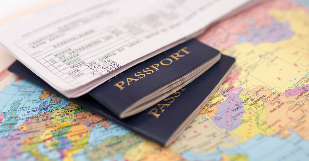 Only 500 people hold the world's rarest passport.