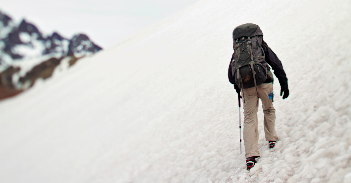 During the winter, Argentina is home to skiers and other snow adventurers.