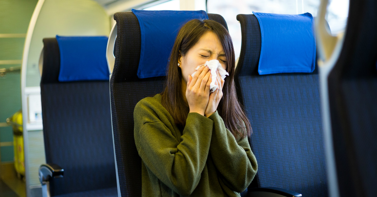 Seasonal allergies don't have to ruin a summer trip.