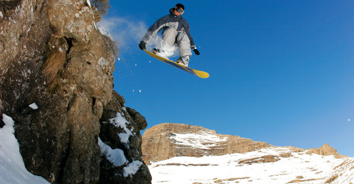 Lesotho and surrounding cities have multiple ski options.