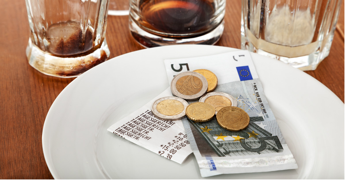 Tipping rules vary around the world.