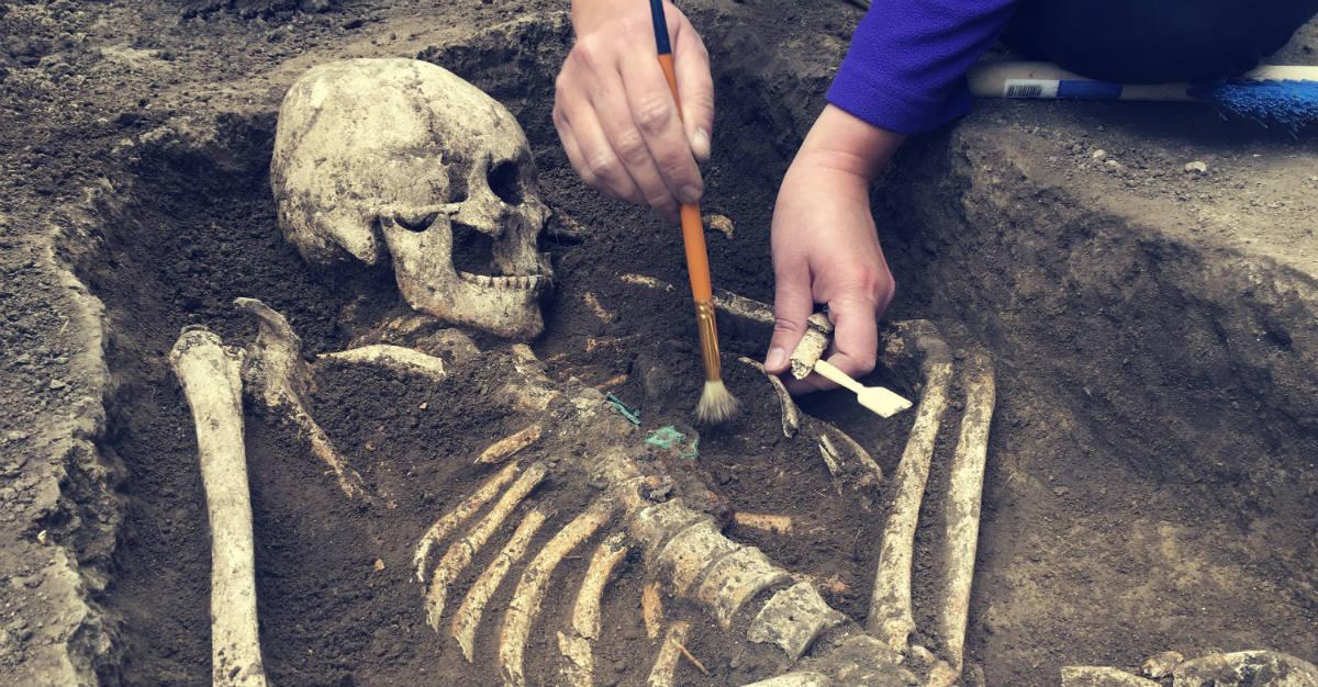 Se descubre la presencia de Hepatitis B en huesos de 4,500 años de antigüedad