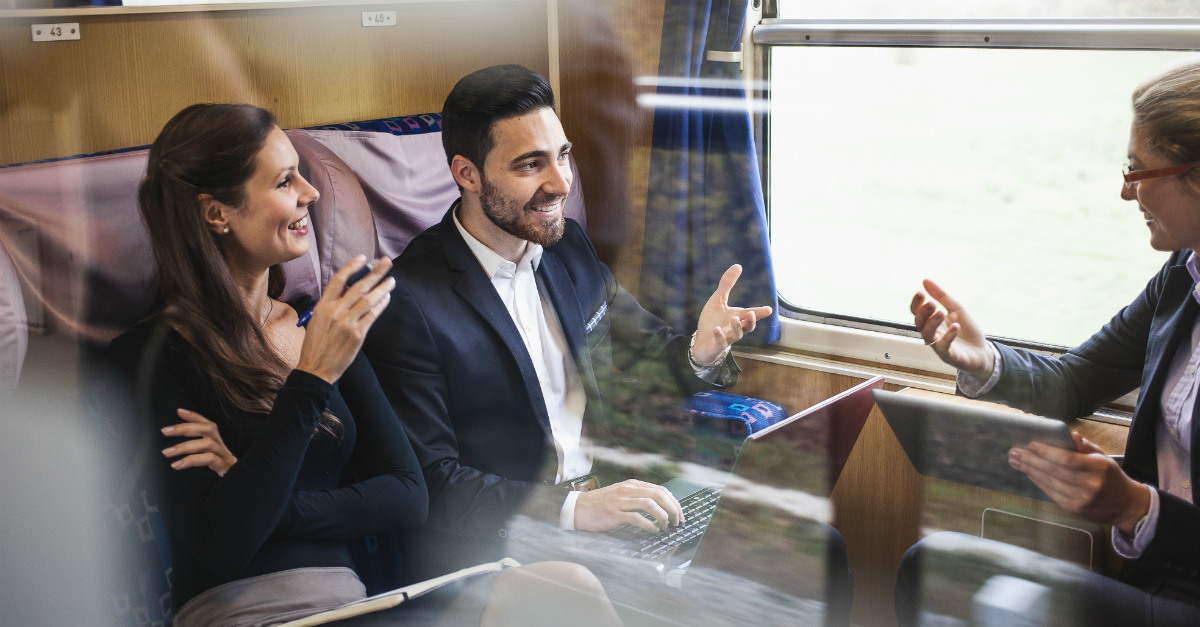There are many ways for employers to make a business trip easy on employees.