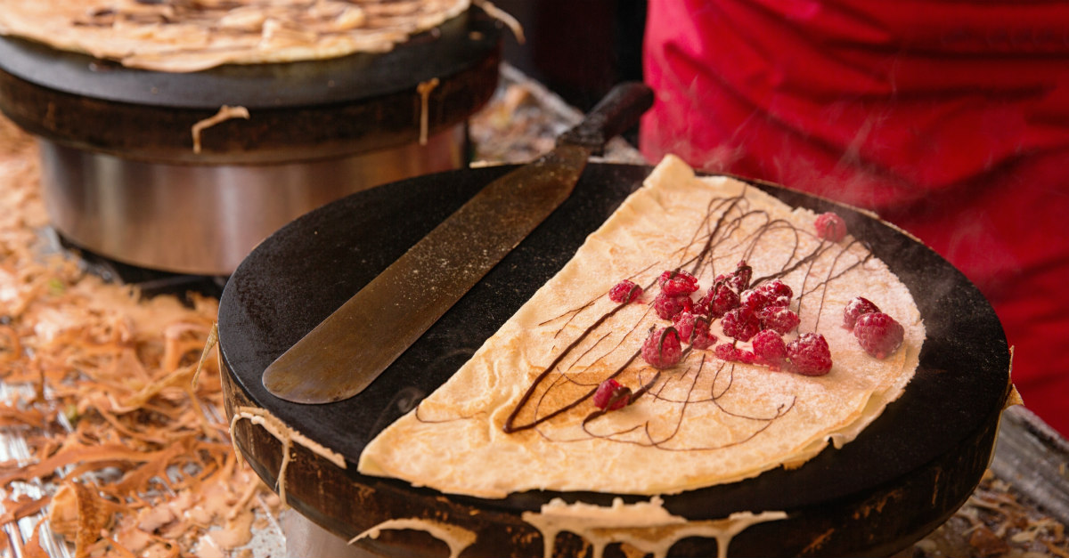 Crepes and other sweets make Paris a must-see for hungry travelers.