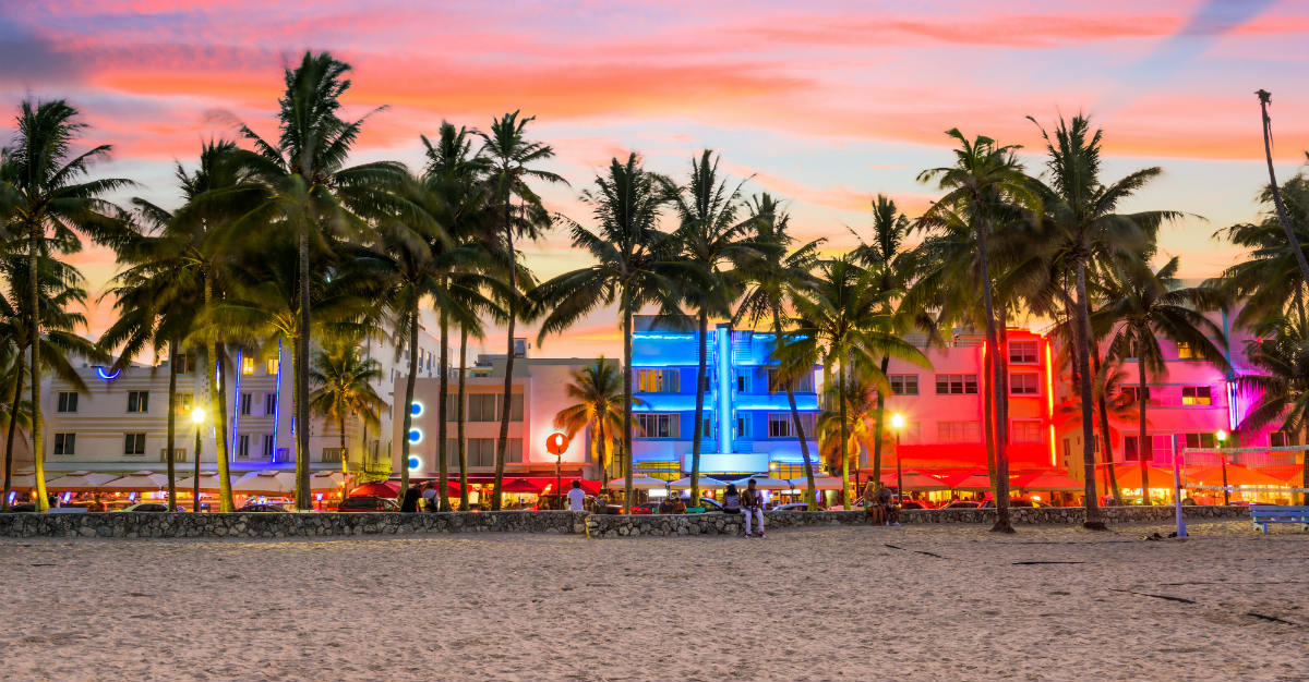 The beaches are great, but Miami still has other sites to offer.