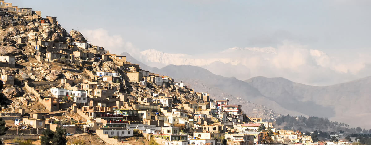 A visa is required for entry into Afghanistan. Get your's today!
