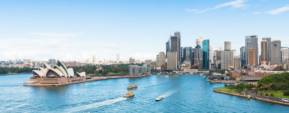 A visa is required for entry into Australia. Get your's today!