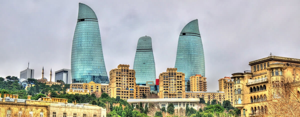 A visa is required for entry into Azerbaijan. Get your's today!