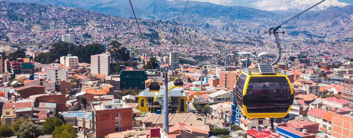 A visa is required for entry into Bolivia. Get your's today!