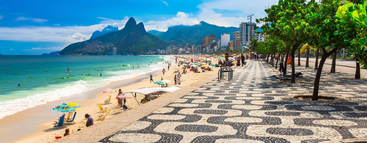 A visa is required for entry into Brazil. Get your's today!