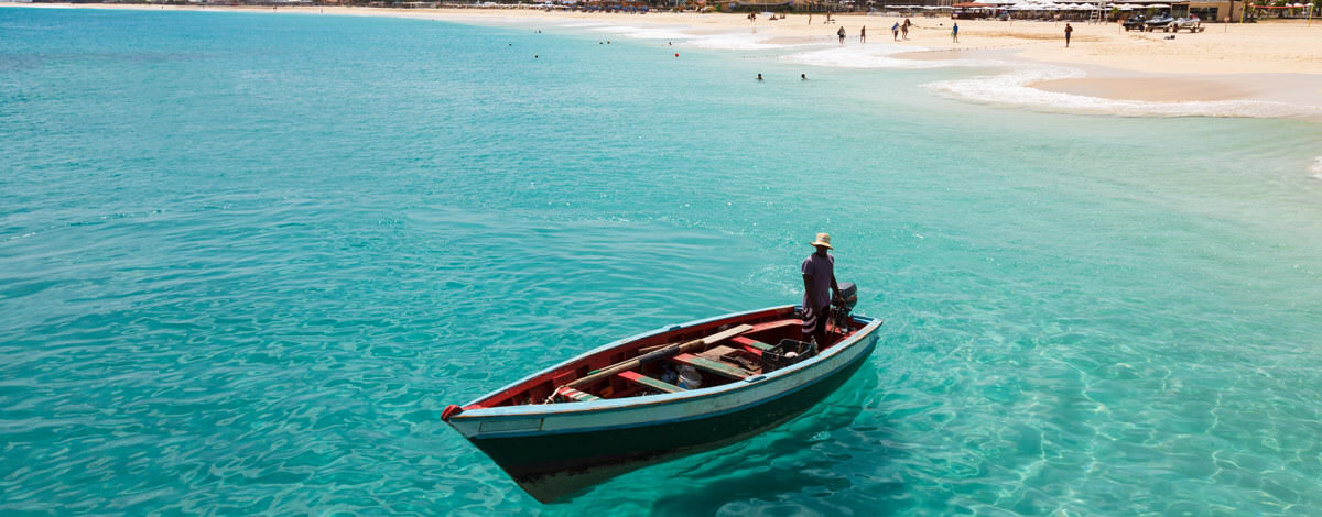 A visa is required for entry into Cape Verde. Get your's today!