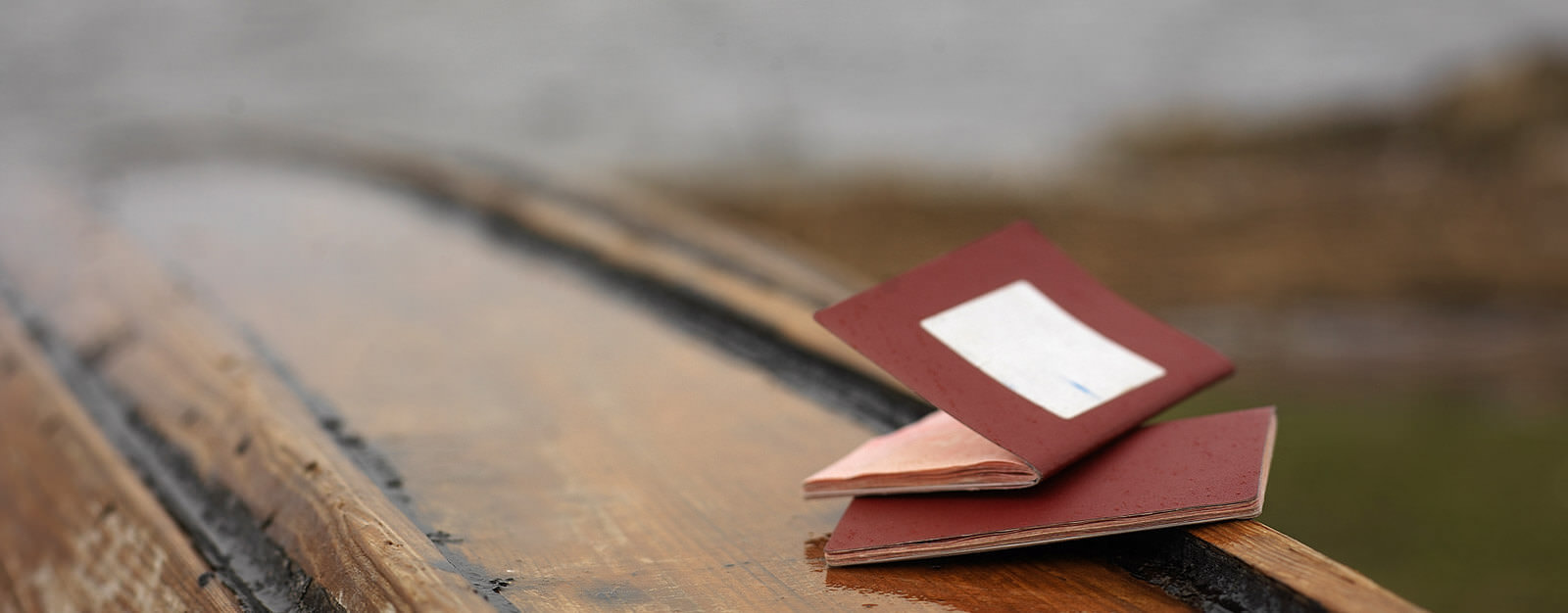 A damaged passport can end a trip before it even starts.