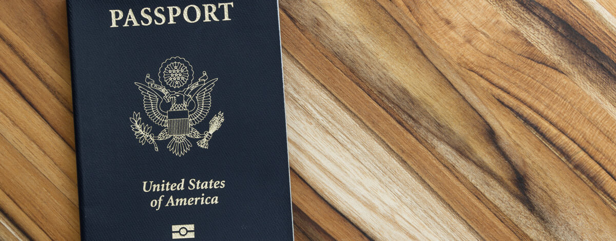 A passport is the key to travel throughout the world. Get your's today!